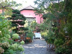 Capoverde, a secret garden in Milan