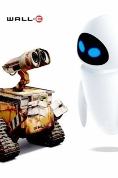 WallE robot Wallpapers · K HD Desktop Backgrounds Phone Images Wall E Wallpaper Wallpapers) Pixar Movies, Top Movies, Disney Movies, Disney Pixar, Wall E, Series Movies, Movies And Tv Shows, Cover Creator, Cartoons Love