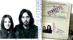 Peter's 1970 passport