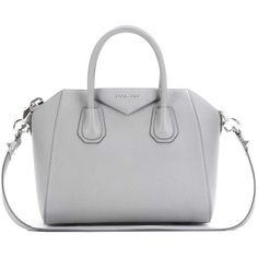 c96a6102115 Givenchy Antigona Small Leather Tote (€2.325) ❤ liked on Polyvore featuring  bags