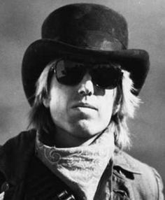 Tom Petty - American musician, singer and songwriter. Frontman of Tom Petty and the Heartbreakers
