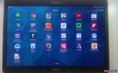Secutablet - new tablet from Blackberry firm