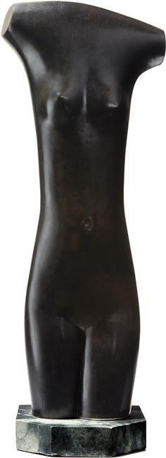 Alberto Giacometti. Unique Torse de femme. 1932