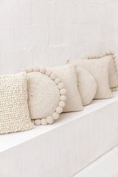 Porteño Cushion #1 – Pampa