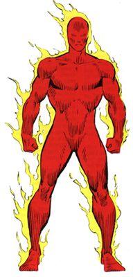 Toro (Thomas Raymond) Avengers #131 & 132