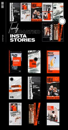 Impress your Instagram followers with new stylish trendy animated stories! Plastic textures, stickers, and animated elements will make them more dynamic and eye-catching! Perfect for promoting your products, services or your own blog. #streetwear #instagramstreetwear #streetwearmarketing #marketingpromotion #instastories #instagramstories #instagramstoriespromotion Web Design, Layout Design, Instagram Design, Instagram Story Ideas, Graphic Design Posters, Social Media Design, Grafik Design, Design Reference, Brochure Design