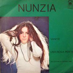 Nunzia (2) - Vanità / Una Rosa Per Te (Vinyl) at Discogs