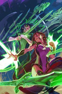 Justice League Odyssey Textless Variant Cover by Toni Infante : DCcomics Jessica Cruz Green Lantern, Midtown Comics, Green Lantern Corps, Green Lanterns, Univers Dc, Arte Dc Comics, Girls Anime, Manga Girl, Art Anime