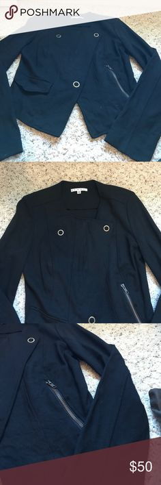 Cabi size  small jacket Like new Cabi size small black military style jacket CAbi Jackets & Coats Blazers