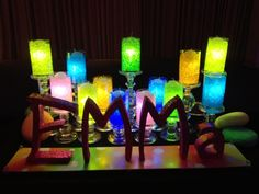 Candle Lighting Ceremony Bat Mitzvah Cakes 52 Ideas For 2019 Bar Mitzvah Themes, Bat Mitzvah Party, Small Pendant Lights, White Pendant Light, Candle In The Dark, Candle Lighting Ceremony, Candy Centerpieces, Blacklight Party, Candles
