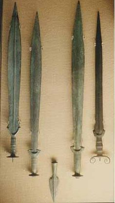 Celtic Swords at the British Museum