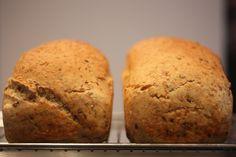 Enkelt hjemmebakt brød for nybegynnere