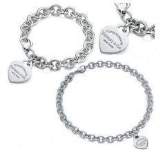 0652a8e25 Tiffany Outlet Return to Tiffany Heart Tag Bracelet Necklace Set $ 67.99 Tiffany  Jewelry Outlet,
