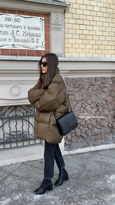 Spend what u make enjoy the beauty of the world. Winter Looks, Winter Fits, Winter Style, Fall Winter Outfits, Winter Wear, Autumn Winter Fashion, Oufits Casual, Casual Outfits, Mode Outfits