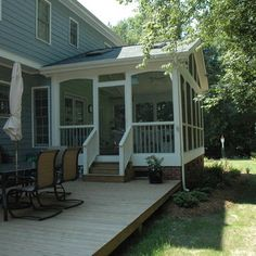 Traditional Porch Design, Pictures, Remodel, Decor and Ideas - page 321