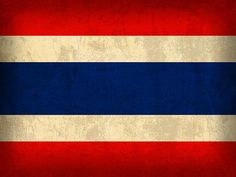Thailand Flag Art - Thailand Flag Vintage Distressed Finish by Design Turnpike Muay Boran, Muay Thai Tattoo, Star Wars Wallpaper Iphone, Thailand Flag, Flag Art, Thing 1, Flags Of The World, Art Pages, Art For Sale