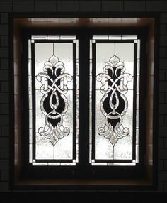 How to Make a Beveled Stained Glass Panel the Easy Way