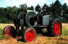 Fendt Dieselross F9 - mecaniza