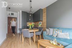 17 Most Kitchen Layout Design Ideas Small Apartment Design, Apartment Interior Design, Kitchen Interior, Living Room Kitchen Layout, Kitchen Living, Small Appartment, Small Floor Plans, Apartment Floor Plans, Living Room Arrangements