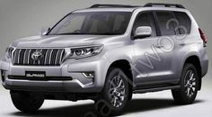 The popular Japanese Company has been announced that is working on the new model 2018 Toyota Land Cruiser Prado.