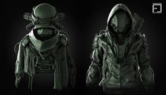 ArtStation - Design exercise in zbrush, Frederic Daoust