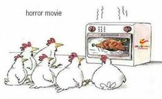 Who has chicken on the menu this weekend!