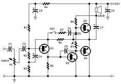 2 Watt Amplifier