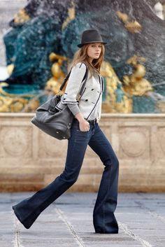 FASHION WORK : Moda para mujeres de 20. Parte 1: Prendas Inferiores.