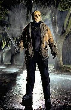 Now watching on AMC: Friday the 13th from 1980. God I love October. Bring on Fear Fest!