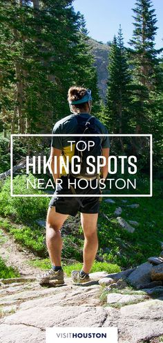 You may have trekked through popular paved paths in Houston, but these concrete trails aren't the only hiking opportunities nearby. Take a break from the city sprawl and find yourself in the middle of the wilderness not far outside of Houston. Texas Hiking Trails, Hiking Places, Hiking Spots, Go Hiking, Family Vacations In Texas, Family Trips, Family Travel, Day Trips From Houston, Houston Tx
