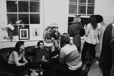 Surprise Party, Hackney nov 14