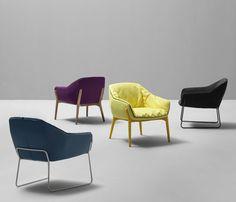 Nido armchair by Sancal