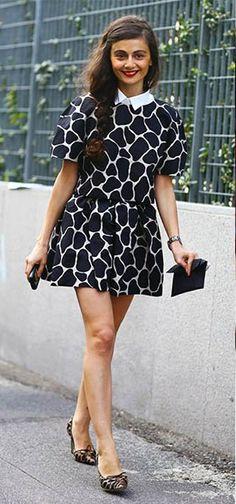 Print de Girafa