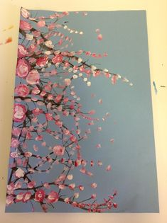 Cherry Blossom trees- Grade 5