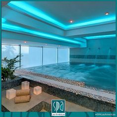 ¿Sabes qué es felicidad? Es iniciar tu semana en la piscina lúdica del #SpaLasAmericas en #ElHoteldeLasEstrellas   #SPA #luxury #Cartagena #Colombia