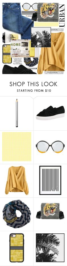 """""""Urban/everyday style,its not about winter all the time!"""" by jelena-bozovic-1 on Polyvore featuring Laura Mercier, Eleanor Stuart, Elope, Casetify and Pottery Barn"""