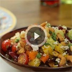 Chopped Cashew Salad - Allrecipes.com