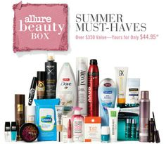 Allure Beauty Box: Spring/Summer 2014 - TanTowel Classic Self-Tan Towelettes. Details and Products | Glamorable!