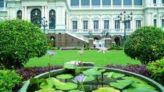 The Grand Palace in Bangkok by Gita #travel #asia #thailand