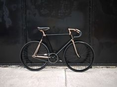 The Madison Street Bike is created by The Detroit Bicycle Company