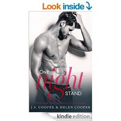 One Night Stand by J.S. Cooper.  Cover image from amazon.com.   Click the cover image to check out or request the romance kindle.