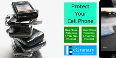 New Phone insurance plan at $50 and used phone at Just $35 https://www.egranary.net/  #Smartphone #Cellphone #Apple