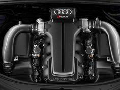 Audi RS-6 5.0 Litre V10 Twin-turbocharged