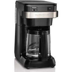 All Purposed Hamilton Beach 12-Cup Programmable Coffee Maker - https://twitter.com/itscoffeebeans/status/765133520733822978