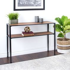 Simple Living Piazza Sofa Table | Overstock.com Shopping - The Best Deals on Coffee, Sofa & End Tables