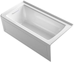 KOHLER K-1946-LA-0 Alcove Bath with Integral Apron, Tile ... https://www.amazon.com/dp/B00DU6H3MY/ref=cm_sw_r_pi_dp_x_5PAVyb0SN1N7V