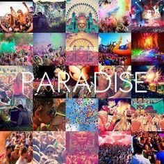 Paradise | Tomorrow land