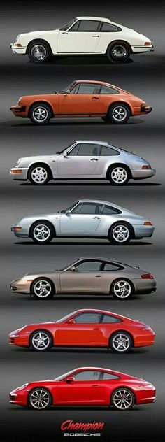 The Porsche 911 is a truly a race car you can drive on the street. It's distinctive Porsche styling is backed up by incredible race car performance. Porsche Autos, Bmw Autos, Porsche 993, Porsche Carrera, Porsche Cars, Audi 80 Quattro, Porsche 911 Classic, Kdf Wagen, Vintage Porsche