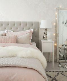 bedari (1)-01 Dream Apartment, Cozy Room, Dream Rooms, White Decor, My New Room, Beautiful Bedrooms, House Rooms, Room Decor Bedroom, Room Inspiration