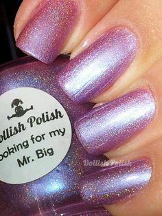 Dollish Polish — Looking For My Mr Big Custom Polish FULL SIZE Ltd stock